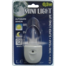 Ligzdas lampa MINI-LIGHT (zaļa gaisma)