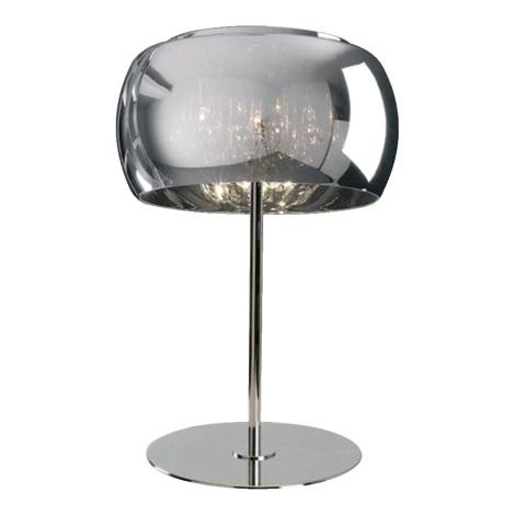 Luxera 46053 - Galda lampa SPHERA 3xG9/42W/230V