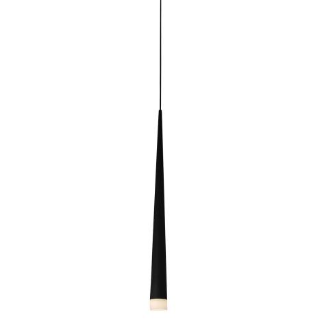 Luxera 48002 - lustra uz auklas EBONY 1xG9/33W/230V