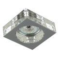 Luxera 71008 - Piekaramo griestu gaismeklis ELEGANT 1xGU10/50W/230V