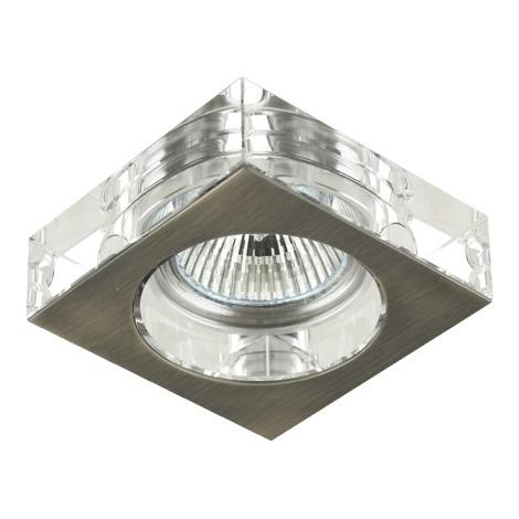 Luxera 71009 - Piekaramo griestu gaismeklis ELEGANT 1xGU10/50W/230V
