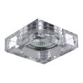 Luxera 71011 - Piekaramo griestu gaismeklis ELEGANT 1xGU10/50W/230V