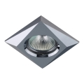Luxera 71018 - Piekaramo griestu gaismeklis ELEGANT 1xGU10/50W/230V