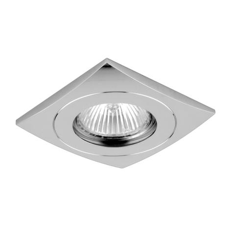 Luxera 71019 - Padziļinājuma gaismeklis ELEGANT 1xGU10/50W/230V