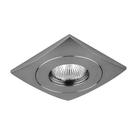 Luxera 71020 - Padziļinājuma gaismeklis ELEGANT 1xGU10/50W/230V