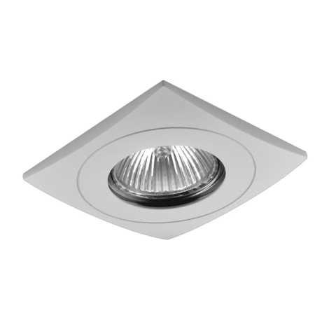 Luxera 71021 - Padziļinājuma gaismeklis ELEGANT 1xGU10/50W/230V