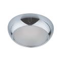 Luxera 71047 - Vannas istabas iebūvējams gaismeklis IP 1xGU10/50W/230V IP54
