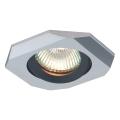 Luxera 71058 - Padziļinājuma gaismeklis ELEGANT 1xGU10/50W/230V