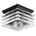 Luxera 71065 - Piekaramo griestu gaismeklis ELEGANT 1xG9/33W/230V