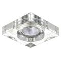 Luxera 71069 - Piekaramo griestu gaismeklis ELEGANT 1xGU10/50W/230V