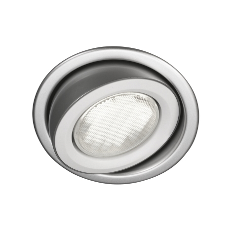 Massive 59600/48/10 - Vannas istabas piekaramo griestu gaismeklis MONO 1xGX53/9W/230V alumīnija