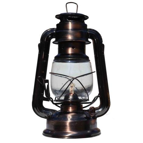Parafīna lampa kapara