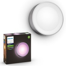 Philips 17465/47/P7 - LED RGB Āra gaismeklis HUE DAYLO LED/15W/230V IP44