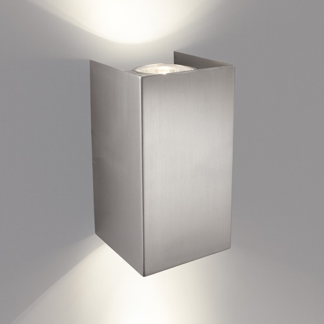 Philips 33012/17/PN - Sienas gaismeklis GABARDINE 2xGU10/50W/230V