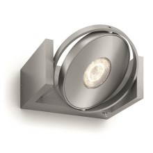 Philips 53150/48/P0 - LED Sienas starmetis PARTICON LED/4,5W/230V