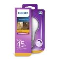 Philips 538627 - LED aptumšojama spuldze E27/8,5W/230V 2000K