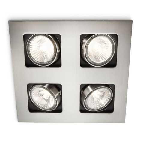 Philips 59304/17/16 - Vannas istabas iegremdēts gaismeklis MYLIVING ACAMAR 4xGU10/35W