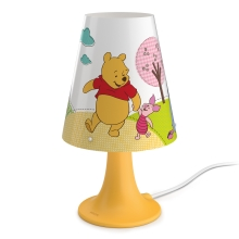 Philips 71795/34/16 - LED Bērnu galda lampa THE POOH LED/2,3W/230V