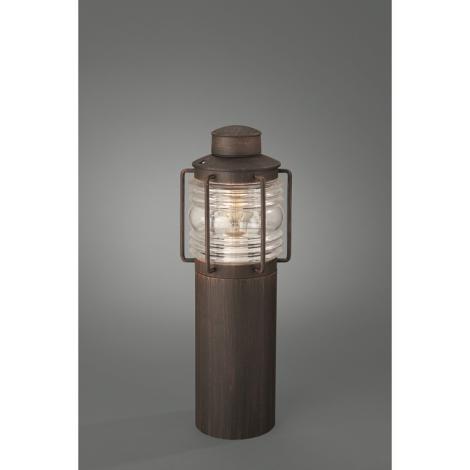 Philips Massive 15272/86/10 - Āra lampa NEW HAVEN 1xE27/60W IP44