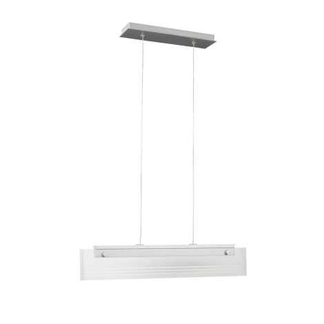 Philips Massive 37955/48/10 - LED piekarama lustra FRESNEL 2xLED/7.5W alumīnija