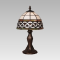 Prezent 150 - Galda lampa TIFFANY 1xE14/40W/230V
