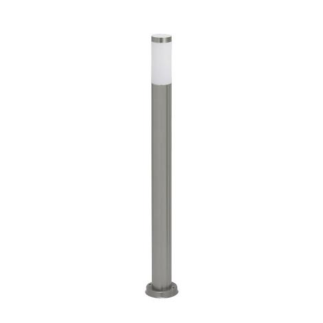 Rabalux 8265 - Āra lampa INOX TORCH 1xE27/25W