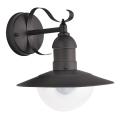 Rabalux 8680 - Āra sienas Apgaismojums OSLO 1xE27/60W/230V