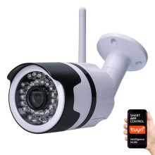 Solight 1D73S - Āra IP camera with ar sensoru 12V/FULL HD IP65 Wi-Fi Tuya