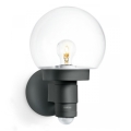 Steinel 059880 - LED Āra gaismeklis ar sensoru L 115 1xE27/60W/230V IP44