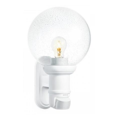 STEINEL 634315 - L 560 S balts sensors Āra sienas lampai