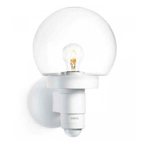Steinel 657413 - Āra sensora gaismeklis L 115 S 1xE27/60W/230V IP44