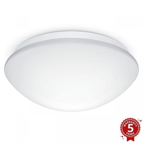 STEINEL 730512 - Griestu gaismeklis ar sensoru RS 10 L balts