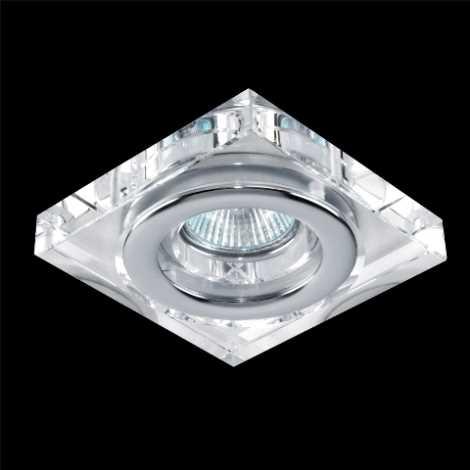 Vannas istabas iebūvējams gaismeklis EMITHOR 1xGU10/50W/230V IP55