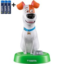 Varta 15641 - LED Bērnu lampa THE SECRET LIFE OF PETS LED/3xAAA