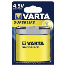 Varta 2012 - 1 gb Cinka-karbona baterija SUPERLIFE 4,5V
