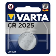 Varta 6025 - 1 gb Litija baterija CR2025 3V