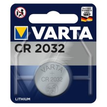 Varta 6032 - 1 gb Litija baterija CR2032 3V