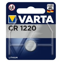 Varta 6220 - 1 gb Litija baterija CR1220 3V